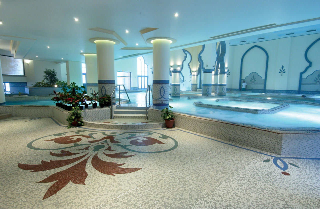 спа отеля The Cascades Golf Resort Spa & Thalasso 5*  (Вестин Сома Бей Гольф Резорт  Спа)