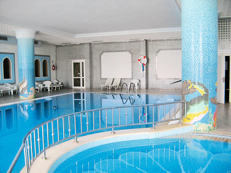 басейн отеля Jinene Resort 3*