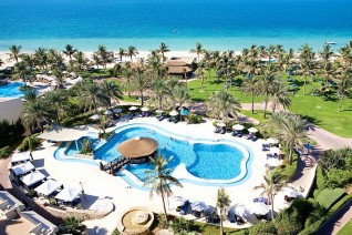 Отель Jebel Ali Palm Tree Court 5*