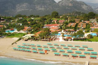 Отель Club Boran Mare Beach 4* HV1 Клуб Боран Маре Бич