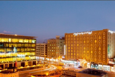 Arabian Courtyard Hotel & Spa 4*
