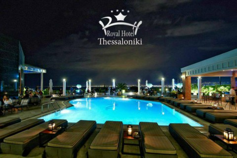 Royal Hotel Thessaloniki 4*