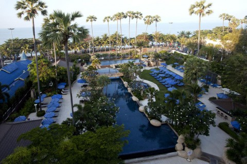Jomtien Palm Beach 4*