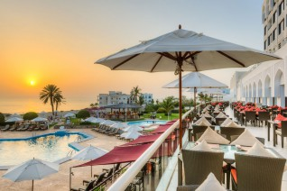Crown Plaza Hotel Muscat