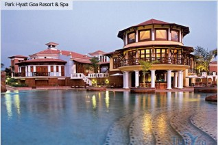 Отель Itc Grand Goa Resort & Spa 5*  Гранд Гоа Резорт Park Hyatt